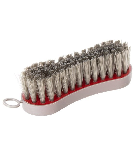Red Gorilla Face Brush