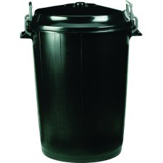 Multi-Bin with Clip Lid