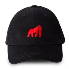 Red Gorilla Baseball Cap